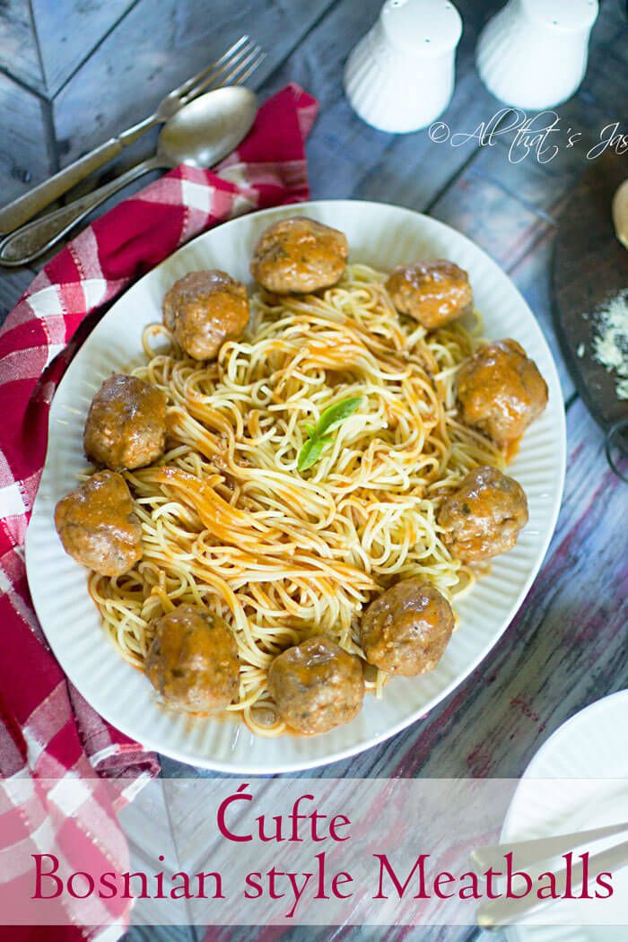 With a touch of European flare these meatballs will become your family's favorite go-to dish, guaranteed.
