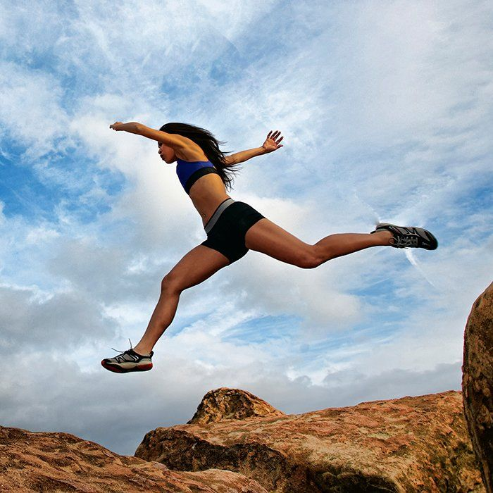 This Hormone Is Responsible for Your Runner's High - Shape.com