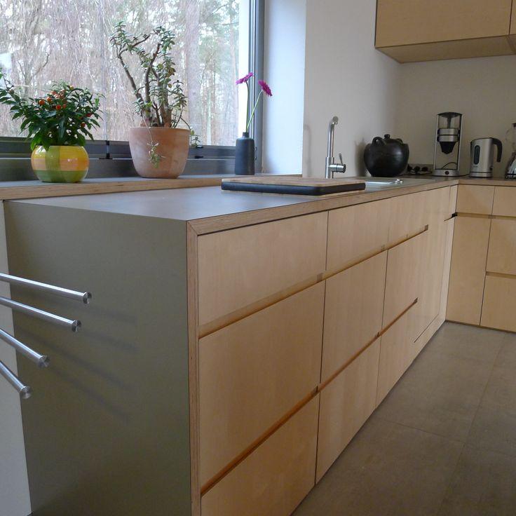 Multiplex keuken met hpl, upf-berlin.de