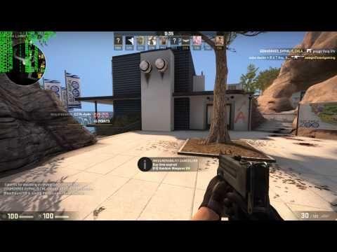 Counter-Strike Global Offensive (CSGO) - MSI GTX 970 Gaming - 1440p Ultr...