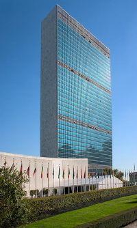 xxx  Il Palazzo di Vetro dell'Onu