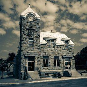 Old Post Office in Fergus Ontario