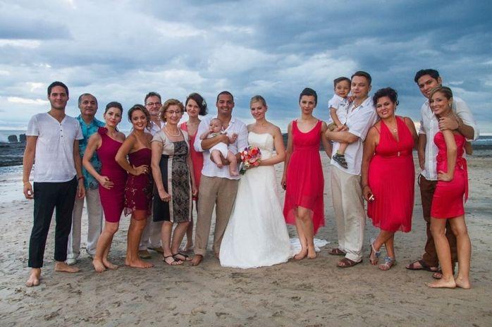Коста-Рика: семейные традиции