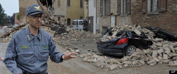FINALE EMILIA, Italy, May 21 (Reuters) - Thousands of people in northern Italy slept in tents and cars overnight as more than 100 aftershocks rocked the area hit by a magnitude 6.0 earthquake that killed seven people and inflicted heavy damage to centuries-old cultural sites.