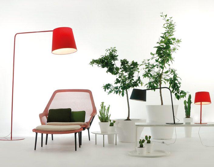 excéntrica design by alex fernandez camps studio barcelona spain 2009 floor lamp. table lamp, wall