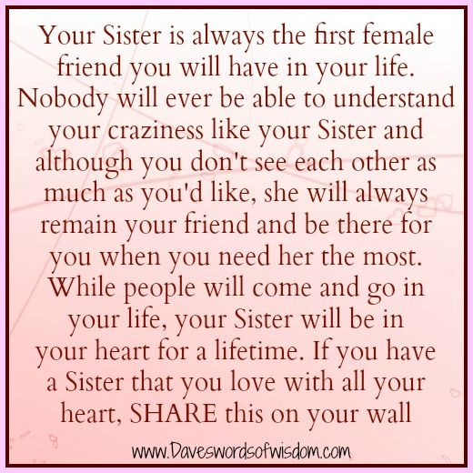 101 best Sisters images on Pinterest   Sisters, Big sisters and ...