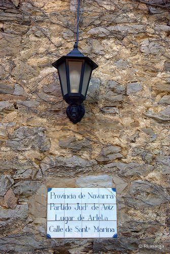 Camino de Santiago: el Señorío de Arleta, Navarra