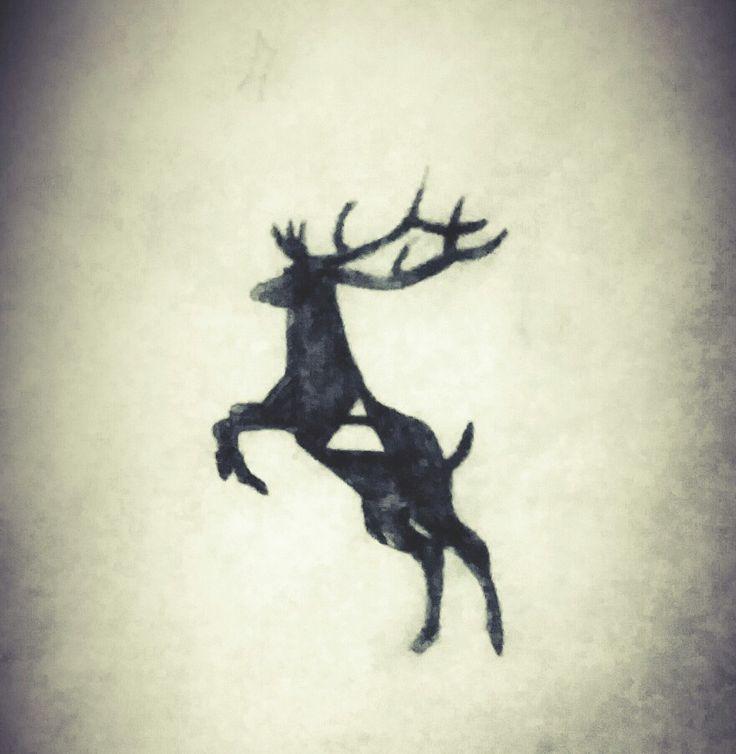 Explorer Deer. Combination of deer and explore glyph. Made By Me.