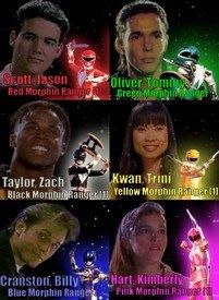 Just realized how racist power rangers were.  Who is black? Who is yellow?<<<haha I don't think this is true,  but that is exactly what I was thinking before I even got to the comment
