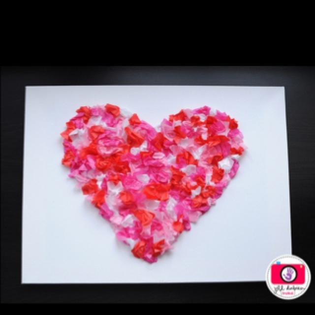 Valentine day activity