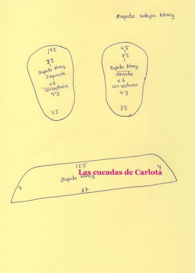 Las cucadas de Carlota y sus muñecas: