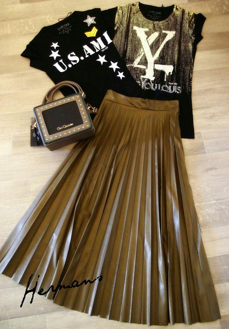 Today's outfit  #HERMANS  #CONCEPTSTORE  Corso Vittorio Emanuele 35 Palagiano  Per ordini e spedizioni: ☎WHATSAPP 3479037482  ✔Seguici su Instagram @hermans_store  Vicolo northland toptee giocellinibag