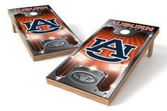 Auburn Tigers Single Cornhole Board - Plate