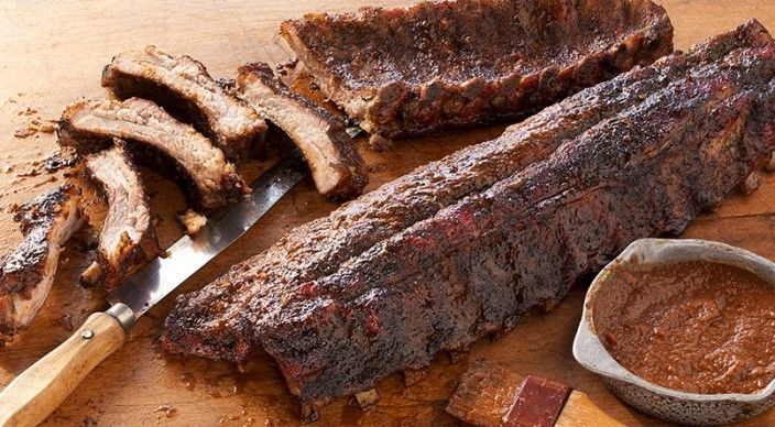 Check out this delicious recipe for Coffee-Rubbed Ribs with Coffee Barbecue Sauce from Weber—the world's number one authority in grilling.