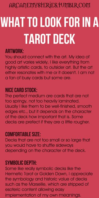 Tarot Tips Http Arcanemysteries Tumblr Com: 135 Best Images About Tarot Cards And Decks On Pinterest