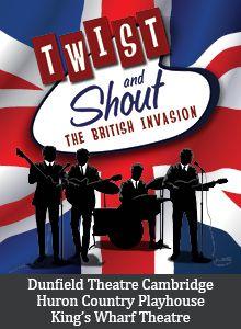 Twist & Shout: The British Invasion