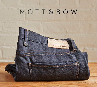 Win 2 Pairs of Mott & Bow Jeans ($200 Value)