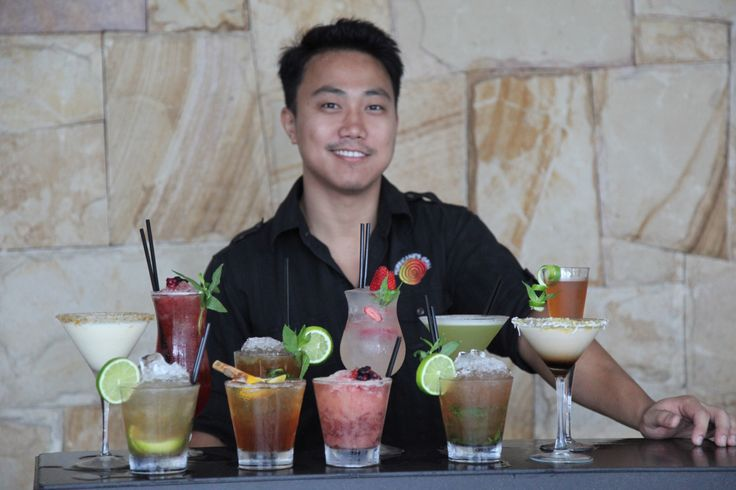 Awesome cocktails!!