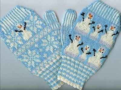 These are from a free pattern too. So cute!