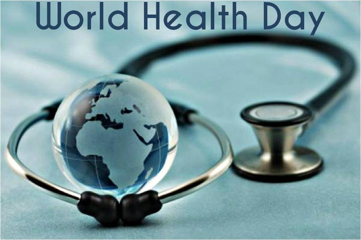 April 7th every year is celebrated as world health day
