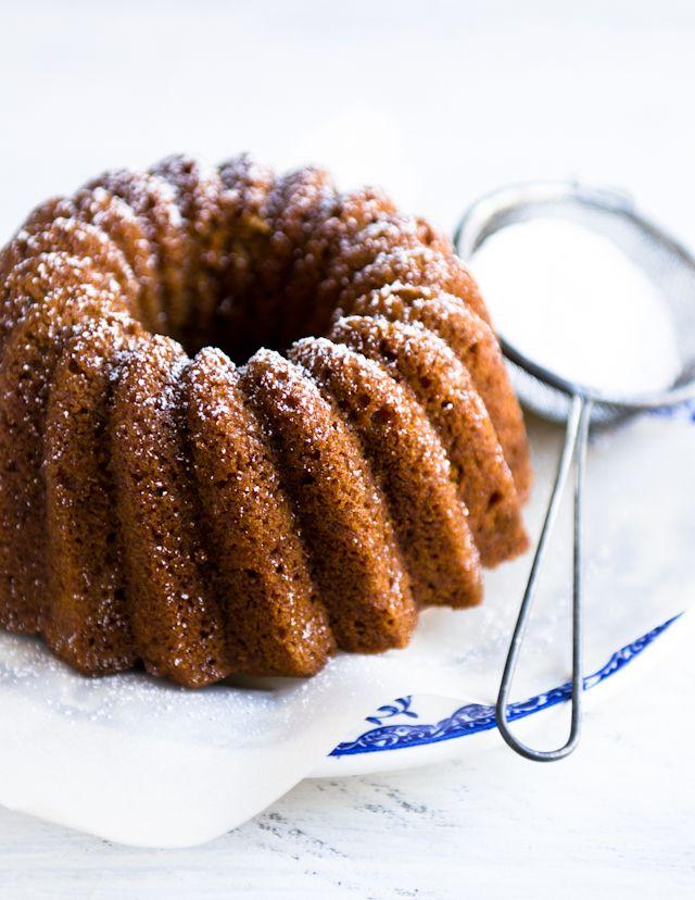 Desserts for Breakfast: Persimmon Spice Tea Cake Recipe