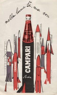 """GENERAZIONI e """"PICK-UP"""": (1966) pubblicità - CAMPARI"""