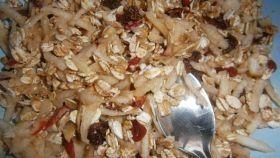 Raňajkový jablkový šalát