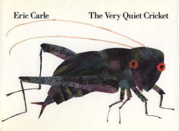Very Quiet Cricket book cover