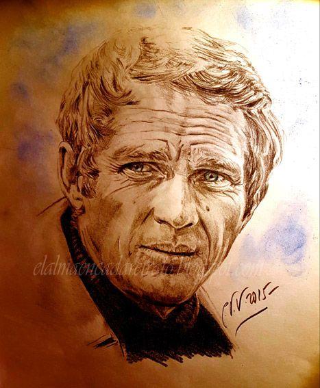 El alma en cada retrato: Felicidades a Steve McQueen
