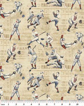 8 best Fabric images on Pinterest | Baseball season, Blankets and ... : baseball quilt fabric - Adamdwight.com