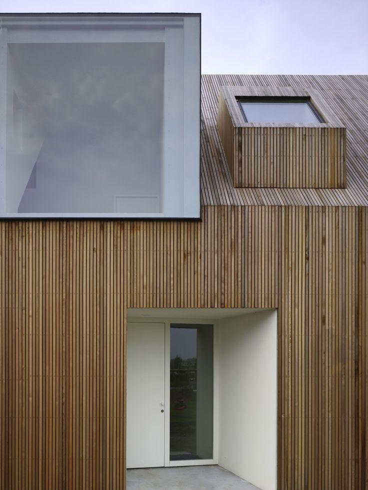 25 beste idee n over moderne gevels op pinterest modern huis exterieur gevels en huis - Modern huis exterieur entree ...