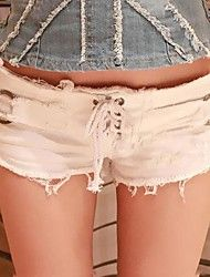 Women's Club Show Thin Denim Shorts Save up to 80% Off at Light in the Box with Coupon and Promo Codes.