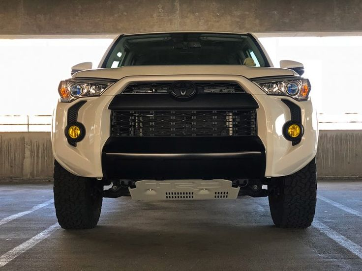Blackout 4runner Front Bumper Valance Step By Step Install Process 4runner Valance Toyota 4runner