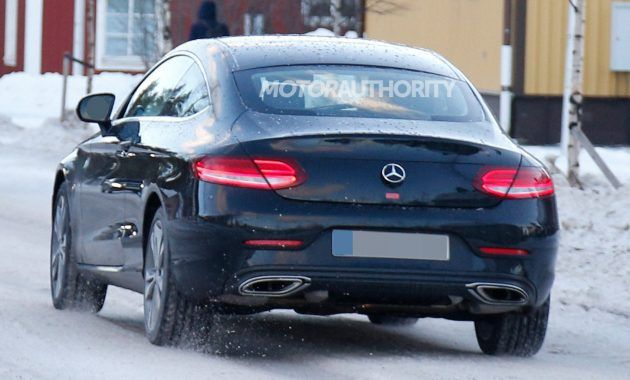 Mercedes C180 Coupe 2020 Will Have Luxurious Nuance Dengan Gambar