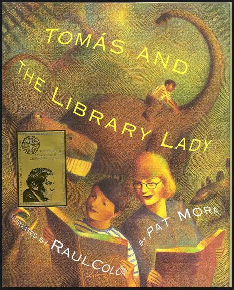 14 best toms and the library lady images on pinterest libraries book activities tomas and the library lady bookadayinmay play2 learn with sarah fandeluxe Images