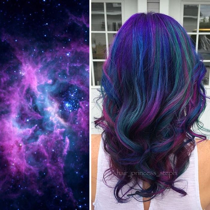 Submission to 'Galaxy Hair'