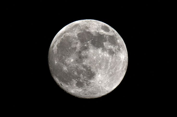 Supermoon hits prime time for fans around the world and in orbit