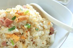Τηγανητό ρύζι με ζαμπόν, αυγό και λιαστές ντομάτες - Γρήγορες Συνταγές | γαστρονόμος online