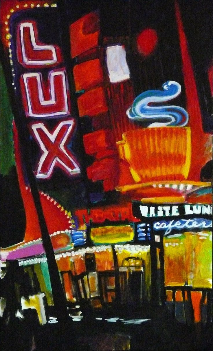 LUX, acrylic on canvas, 2010, SOLD #art #arte #artists #artwork #finart #popart #painting #tiko #kerr #tikokerr