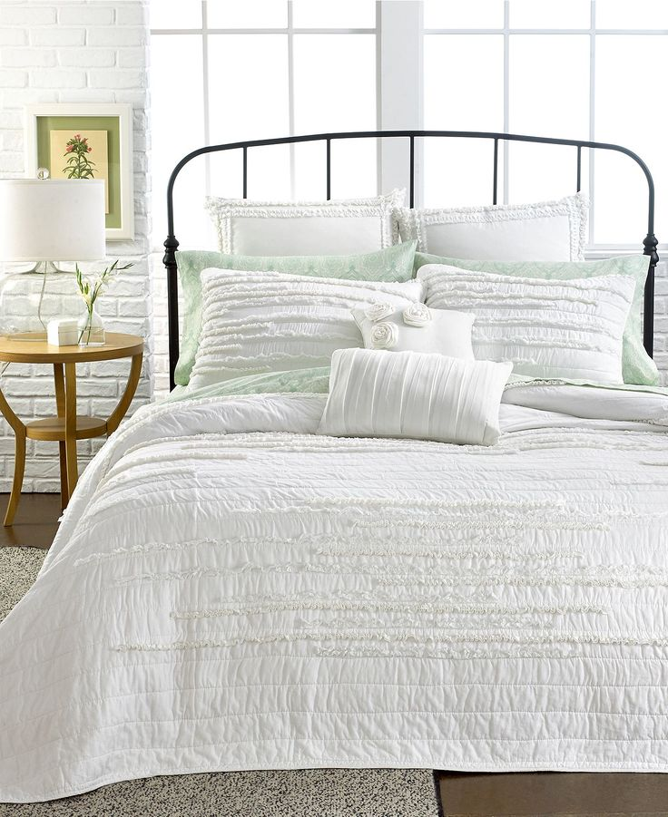 23 best bedding images on Pinterest   Blue bedding, Candies and ... : twin quilts and bedspreads - Adamdwight.com