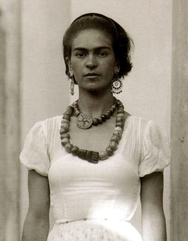 Frida Kahlo, 1929