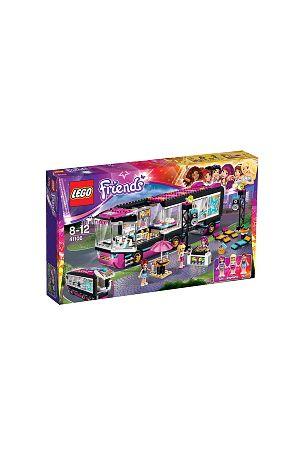 LEGO Friends Popstjärnornas turnébuss 41106