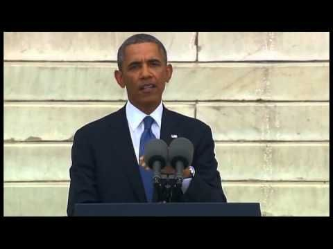 What is obama's speech about tomorrow?