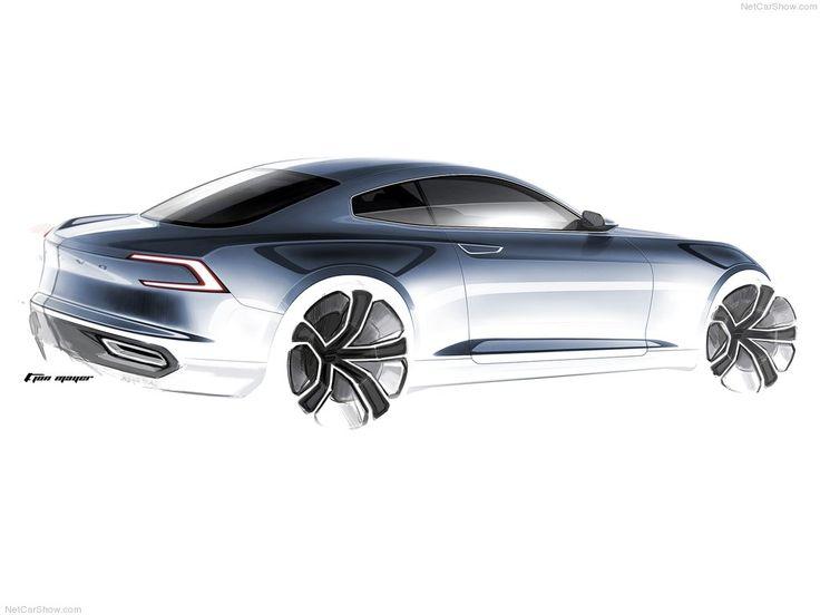 Volvo Coupe Concept --