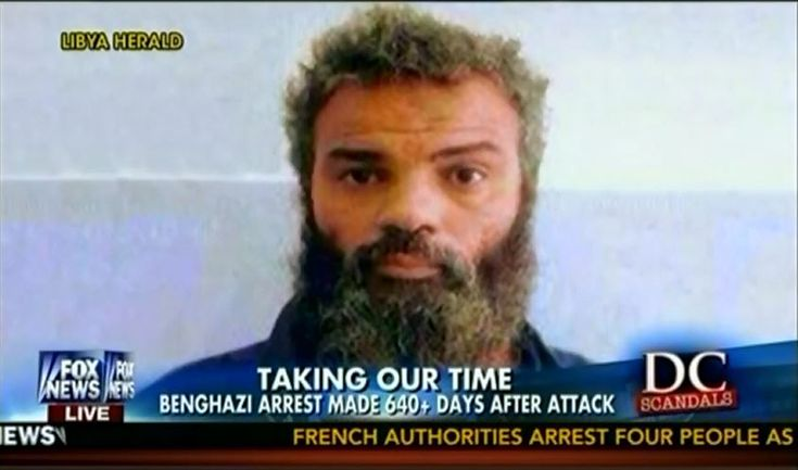 What Benghazi Was Never About- News Of Khattala Capture Pulls Back The Curtain. Word that U.S. Special Operations forces had captured Ahmed Abu Khattala, a suspected leader of the terror attack on the United States diplomatic facilities in Benghazi two years ago, provided good news for those seeking justice for the four Americans killed in the 2012 raid. The reports however, provided very bad news for people who have been playing politics with the terror attack for the last 21 months.