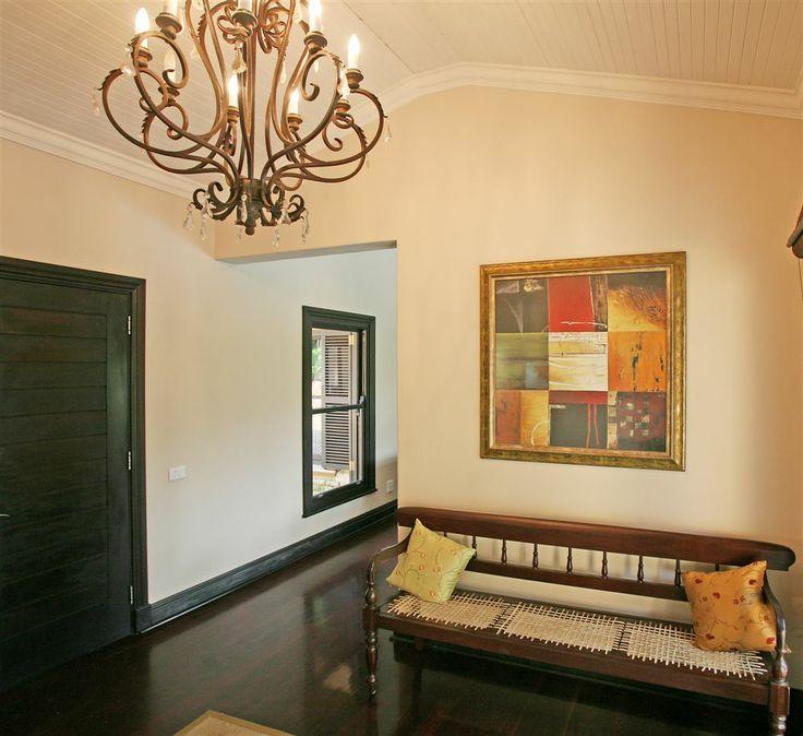 Luxury Villa, Zimbali Coastal Resort, KwaZulu Natal, South Africa. Entrance Area. #luxuryholidaysouthafrica