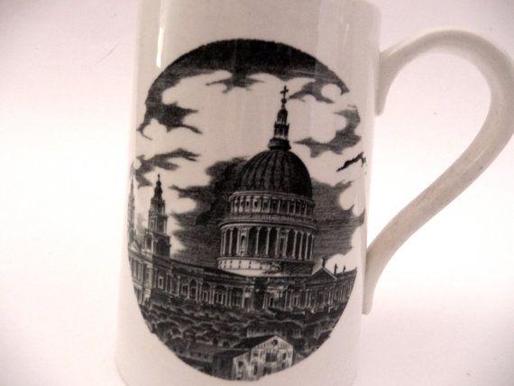 Portmeirion Mug Susan Williams-Ellis London by TickleAndFinch