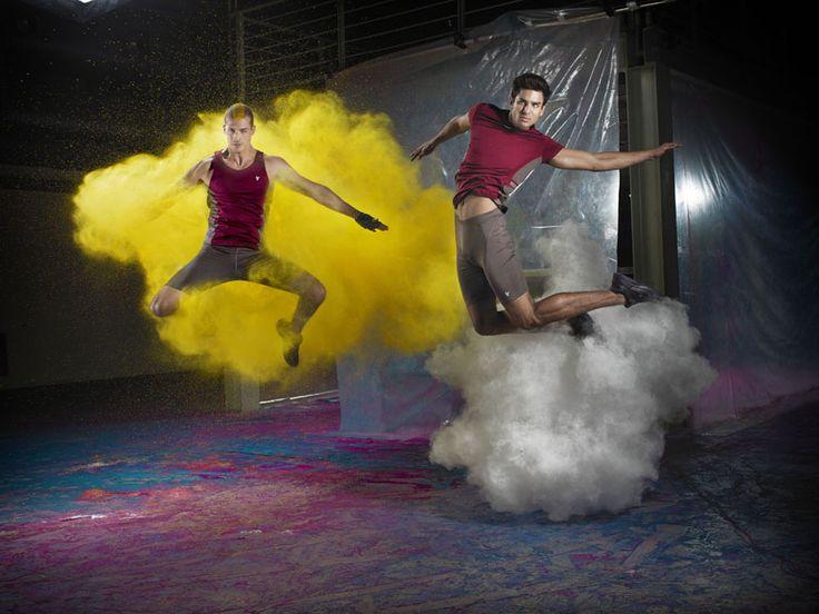 Freddy FW2013 The Art of Movement Man Collection - Athletic Tech - Photographer: Lorenzo Vitturi; Location: Spazio Ansaldo.