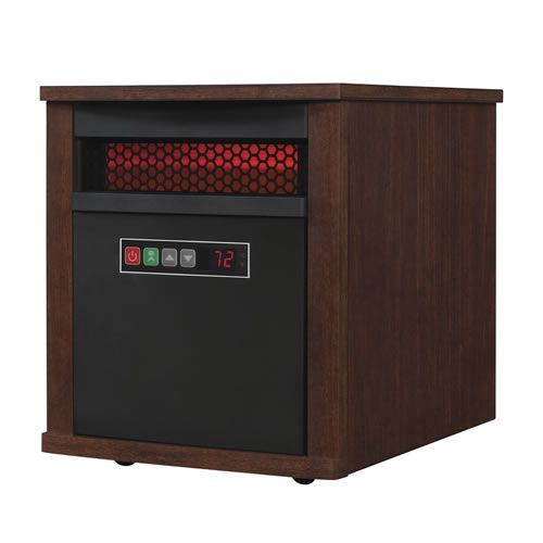 Duraflame Infrared Portable Heater - Cherry Finish