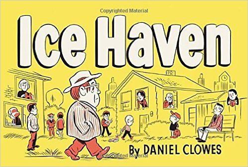 19 best archives series images on pinterest comic cover books and by daniel clowes at long last the paperback version of daniel clowess brilliant graphic novel hailed by time as another of his hilariously slightly fandeluxe Choice Image